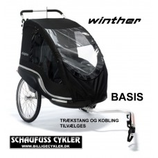 WINTHER DOLPHIN XL BASIS SORT - XL - SORT