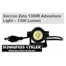 XECCON ZETA 1300R - 1300LM - SORT
