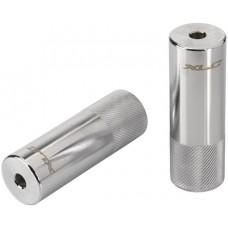 XLC AX-C01 AXLE PEGS Ø 14 mm - SØLV