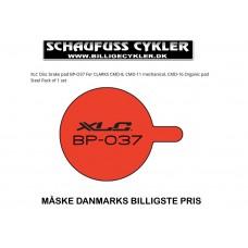 XLC BREMSEKLODSER CLARKS CMD 8, CMD 11 OG CMD 16