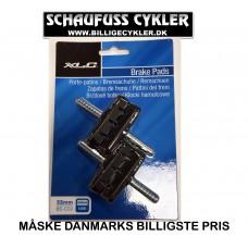 XLC BS-C02 BREMSEKLODSER CANTILEVER 55mm 4 STK.
