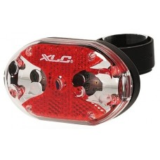 XLC CL-R02 THEBE 5X LED BAGLYGTE