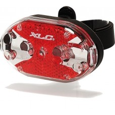 XLC CL-R03 THEBE 9X LED BAGLYGTE