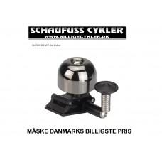 XLC DD-M11 MINI RINGEKLOKKE - DARK SILVER