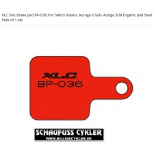XLC Disc brake pad BP-O36
