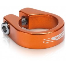 XLC PC-B05 SADELKLAMPE - 34,9 mm - ORANGE