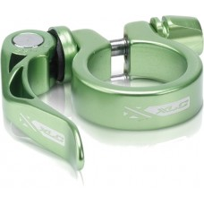 XLC PC-L04 SADELKLAMPE - 31,8 mm - LIME