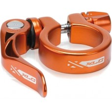 XLC PC-L04 SADELKLAMPE - 34,9 mm - ORANGE