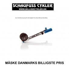XLC PU-H03 HIGHAIR PRO GAFFELPUMPE - 400 PSI - SØLV/BLÅ