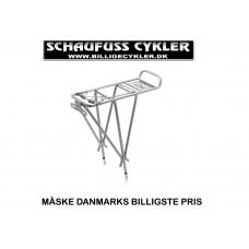 XLC RP-R04 BAGAGEBÆRER ALU SØLV 26-28