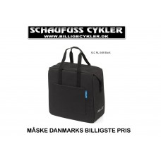 XLC SHOPPING BAG TIL BAGAGEBÆRER - SORT