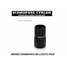 XLC TO-S17 AFTRÆKKER TIL SHIMANO SKRUEKRANS - SORT